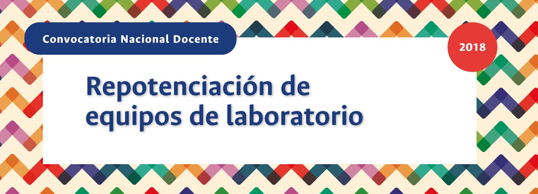 Abierta la Convocatoria Nacional para la Repotenciación de Equipos de Laboratorio de la Universidad Nacional de Colombia 2018